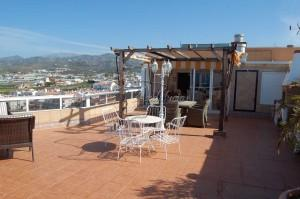 Atico - Penthouse in Torrox Costa