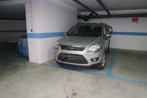 Parking Space in Torrox