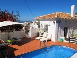 Country Home in Torrox Pueblo
