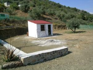 Land in Comares