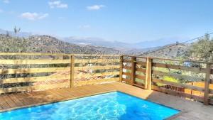 Landelijke villa in Comares