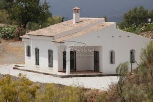 Vrijstaande villa in Alcaucín