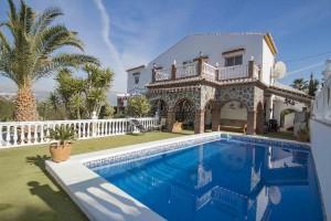 Landelijke villa in Viñuela