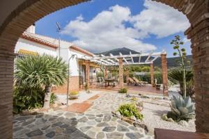 Landelijke villa in Alcaucín