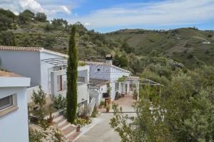 Landelijke villa in Sedella