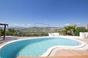 Country home with seperate rental guesthouse and pool