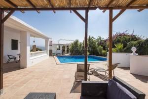 Landelijk vakantie complex in Benamocarra