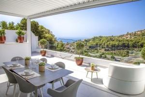 New modern terraced villa, La Herradura