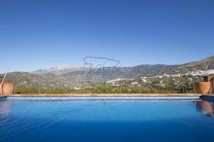 Landelijke woning met prachtig bergzicht, Competa