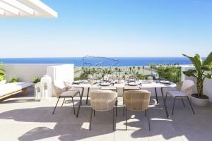 New built apartments, Torre Del Mar