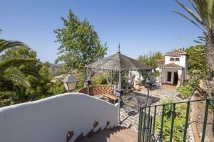 Fantastic, unique villa amidst a green oasis, Frigiliana