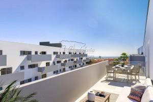 Kwalitatief nieuwbouw appartement, Salobreña