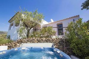 Authentic renovated cortijo