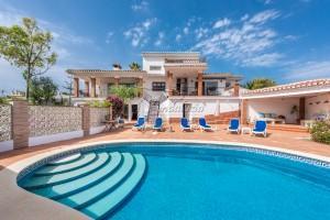 Villa in Frigiliana Road